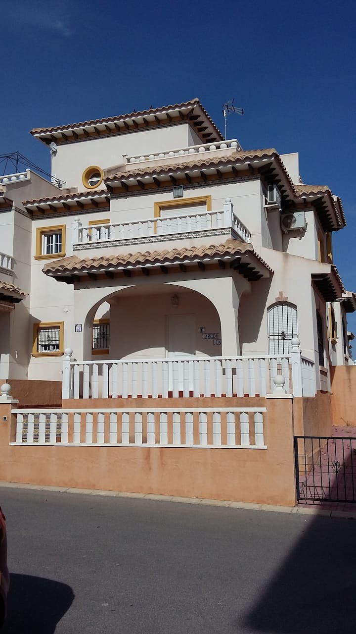 Maison de vacances La casa del Sol
