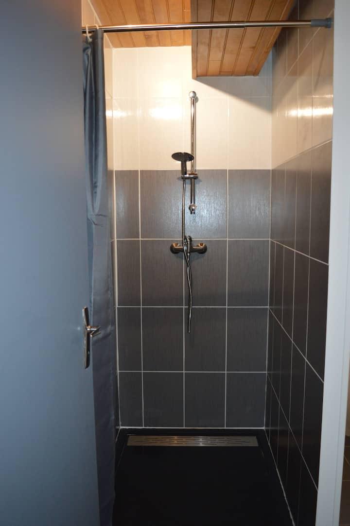 """""""Les quatre fontaines"""" Appartement de 70m²"""