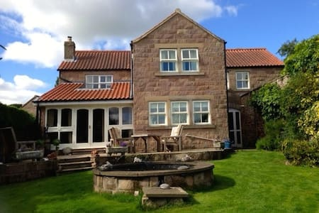 Luxury Double Room in Superb House - Spofforth - Rumah