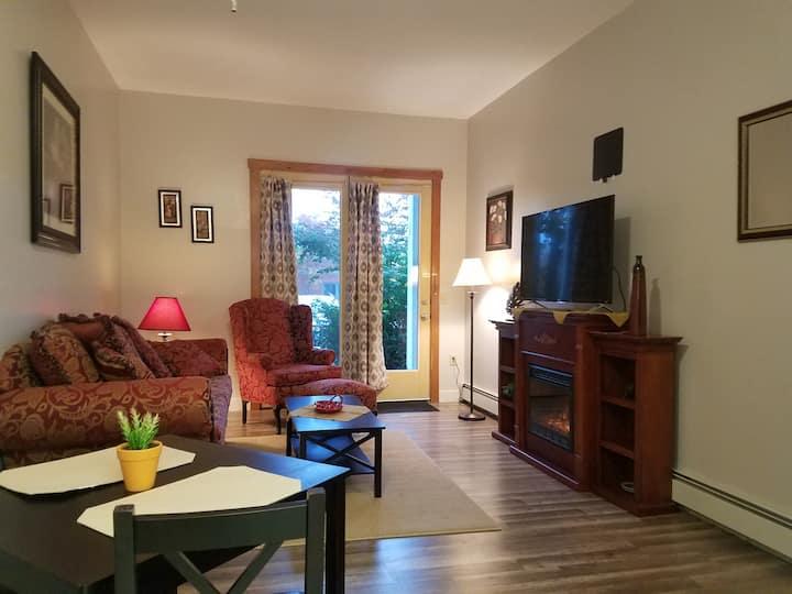 Bangor, Maine safe, clean, quiet executive rental