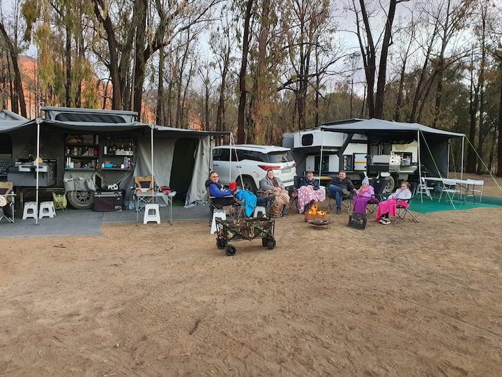 Camp Op-die-Plaas Seweweekspoort