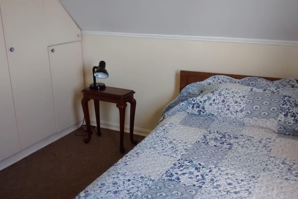 Dormitorios con closet amplio