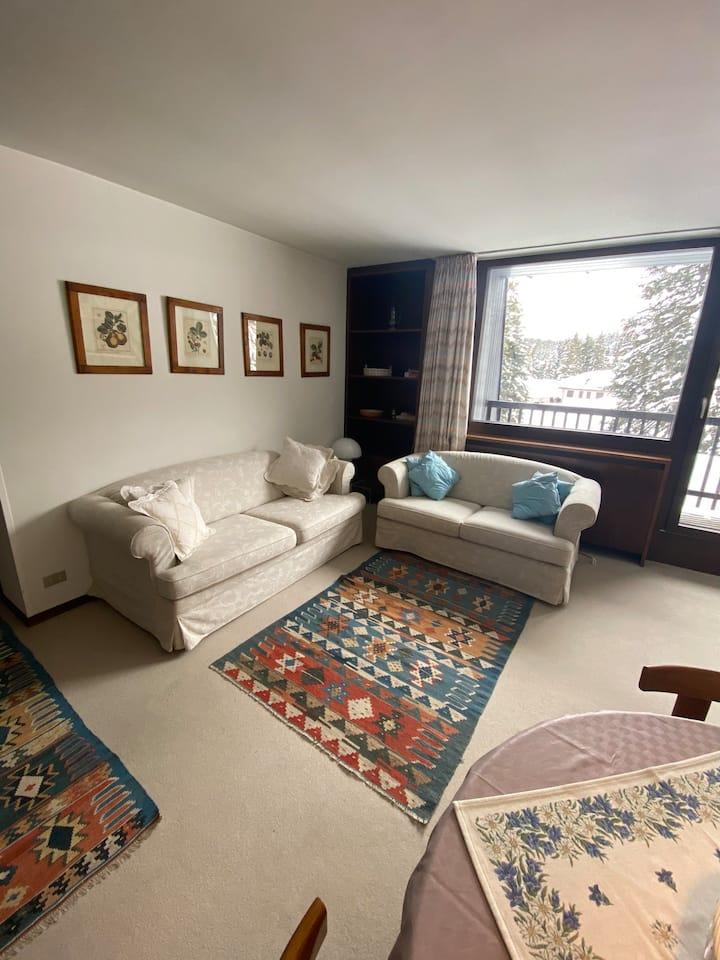 Appartamento a Campo Carlo Magno