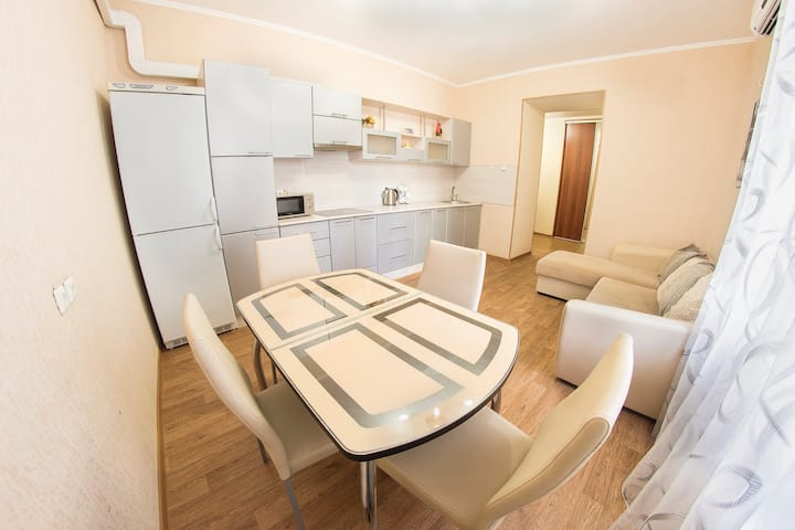 Saratov Lights Apartments GREY на Пугачёва
