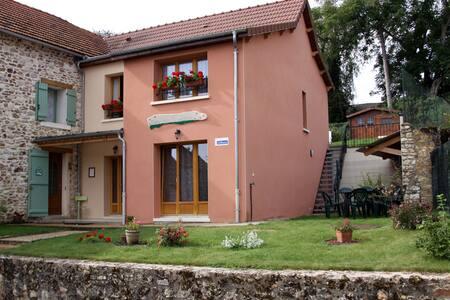 chambre d'hôtes dans un village champenois - Champvoisy - Guesthouse