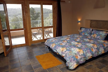 Essene Farm Suite #3 - Even Sapir - Bed & Breakfast