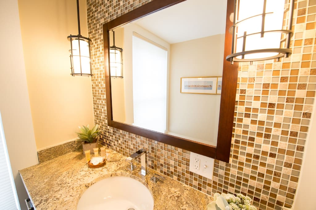 Room One - Bathroom