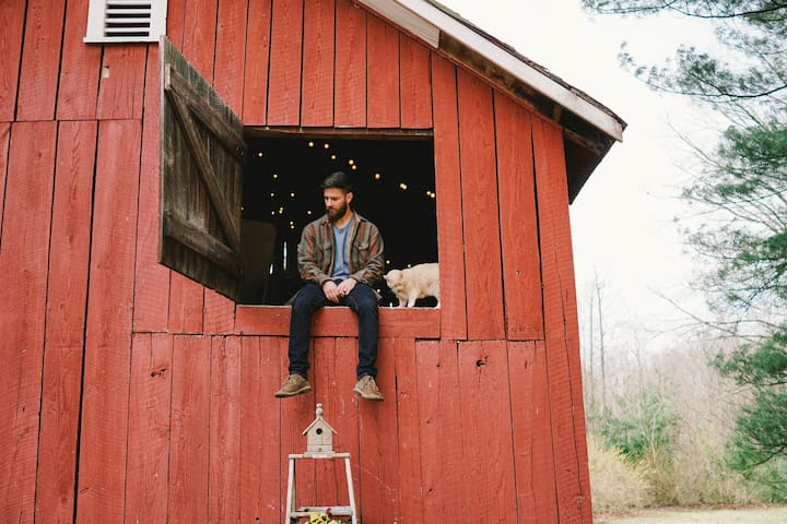 The Barn Loft (Photo: Braiden Maddox Sheldon)