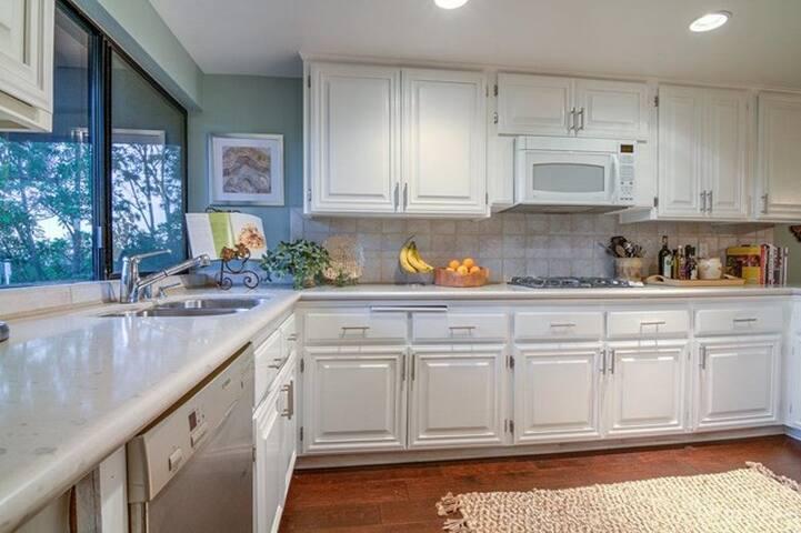 Partial Home Rental in Beautiful Palos Verdes - Palos Verdes Estates - House