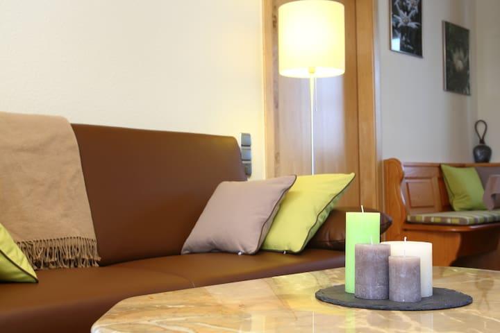 Haus Käser - Ferienwohnung Edelweiß