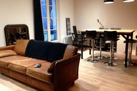 Hyper centre Appartement 2 chambres coté cour - Le Mans