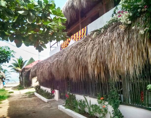 Casa Hotel Nurandy in La Boquilla with sea view