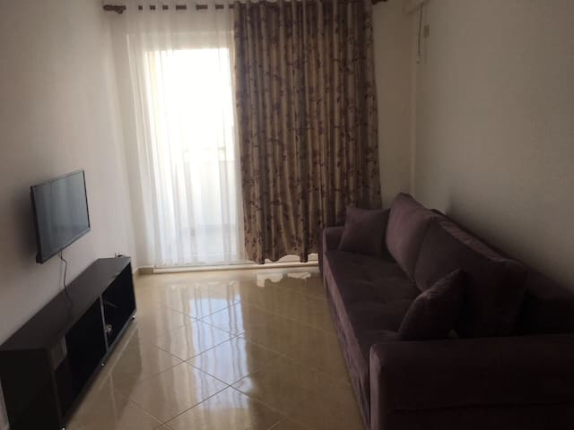 Wonderful beach apartment in Shengjin 100m of sea.