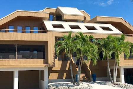 Big Boca Grande House, Private Beach & No Worries! - Boca Grande