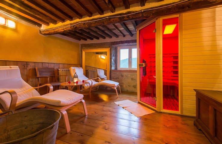 Casa Sotto la Torre ( Casa Pietra ) - Boveglio - House
