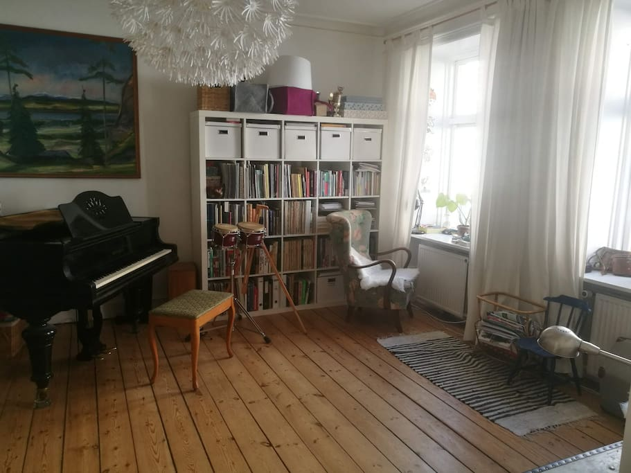 Our music room