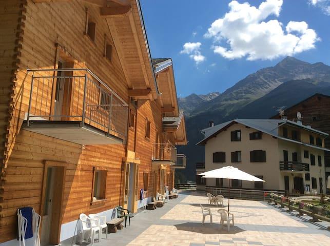 Adler Mountain View Apartment