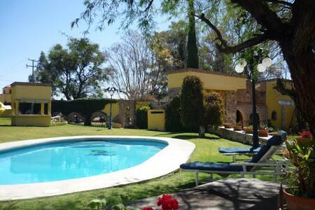 Casa Campo en Guanajuato  6px (M4)