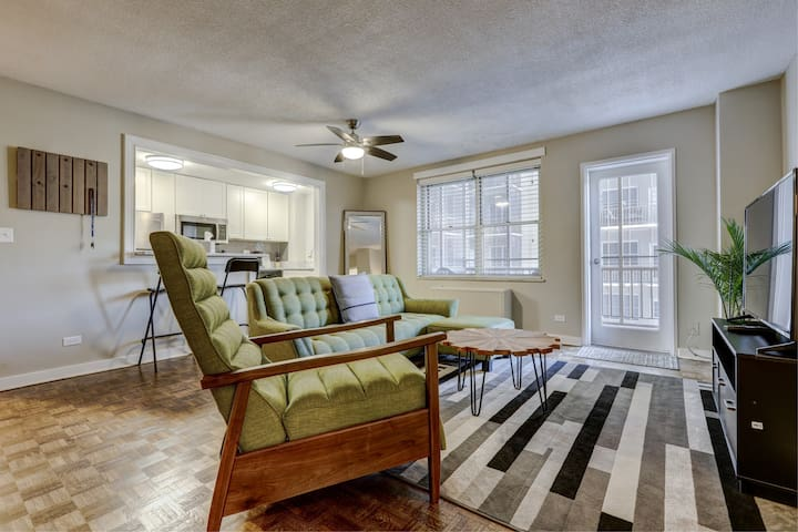 Hotel District Condo in the Heart of Downtown ATL