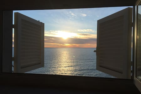 Terrazza sul mare Cinque Terre, Sciacchetrà room - Riomaggiore