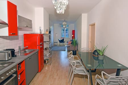 Stylish city apartment - Zwickau