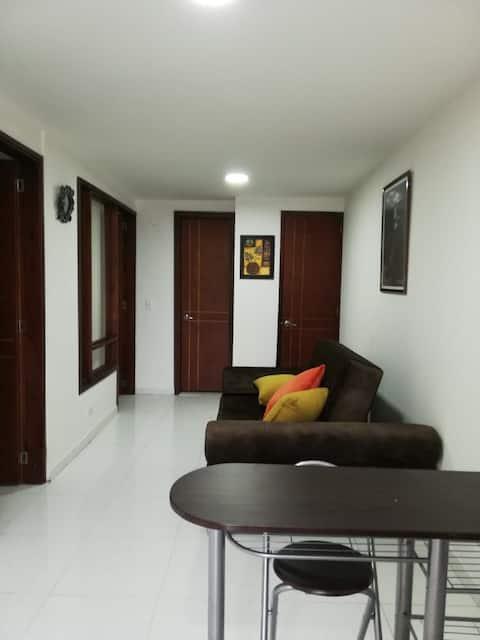 Acogedor apartamento, central e independiente 🤗