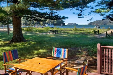 Beachfront Cottage at Patonga - Patonga
