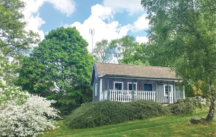 Holiday cottage with 1 room on 40m² in Knäred