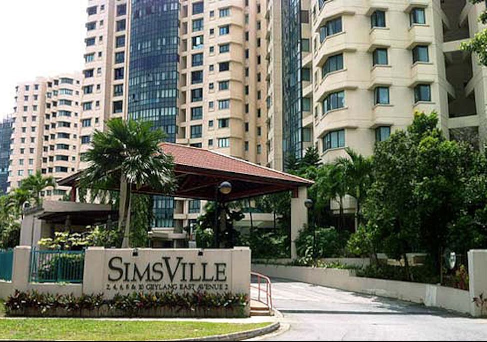 SimsVille 2 Complex