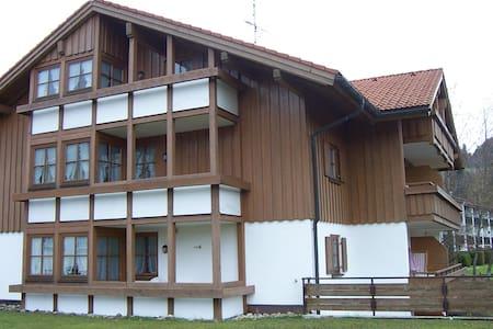 Skipass bei Landhaus Eibelesee inclusive - Oberstaufen - Appartement