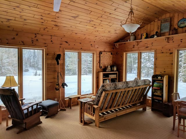 Northwoods Wilderness Hideaway