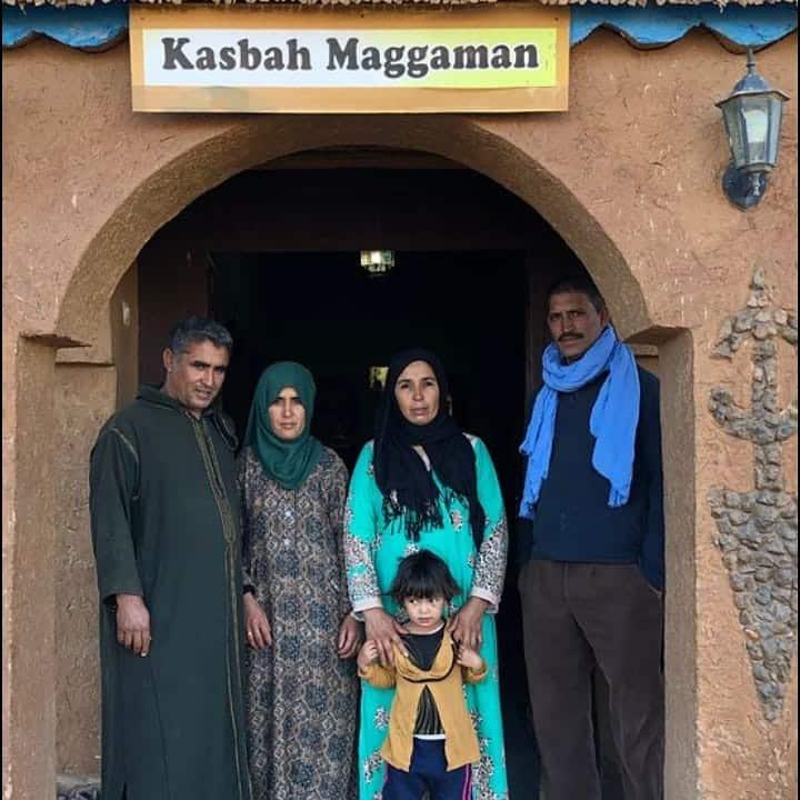 Kasbah Maggaman (guest house)