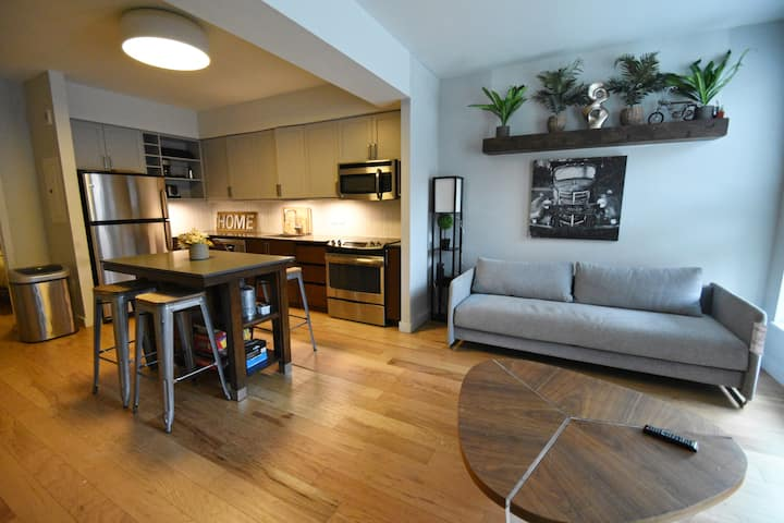 Union Station Apartment