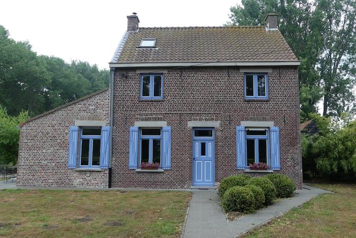 Vakantie huis te Damme(Brugge)