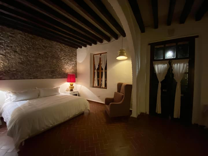 16 rooms at Posada Colibri!