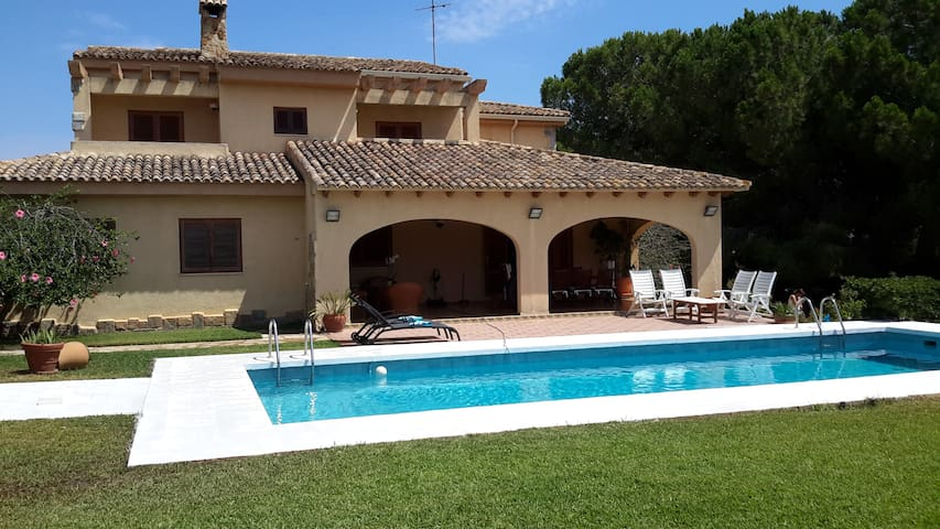 VILLA MARIA, PRIVATE POOL - València - Villa