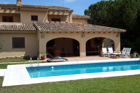 VILLA MARIA, 6 chambres - València - วิลล่า