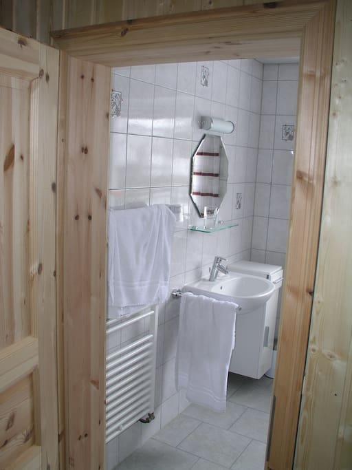 Bad / Dusche im EG
