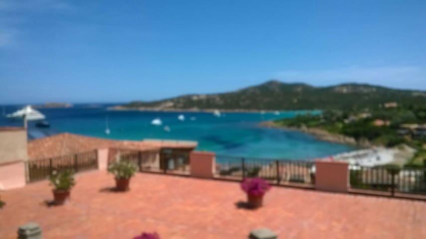 Costa Smeralda Magica - Golfo Pevero - Lägenhet
