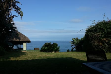 Hilltop Hideaway STUNNING Sea Views - Umdloti - Casa