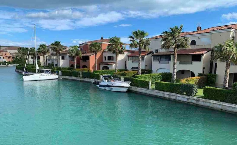 Amazing Luxury Flat Marinagri in Resort