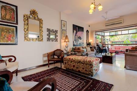 Plush Sanctuary in Bandra, Mumbai