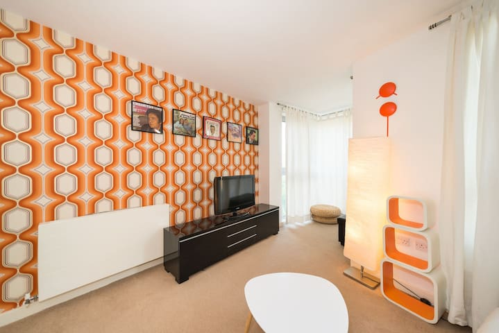 Last Minute Sale/  1Bed Holloway Rd/ NETFLIX & Gym