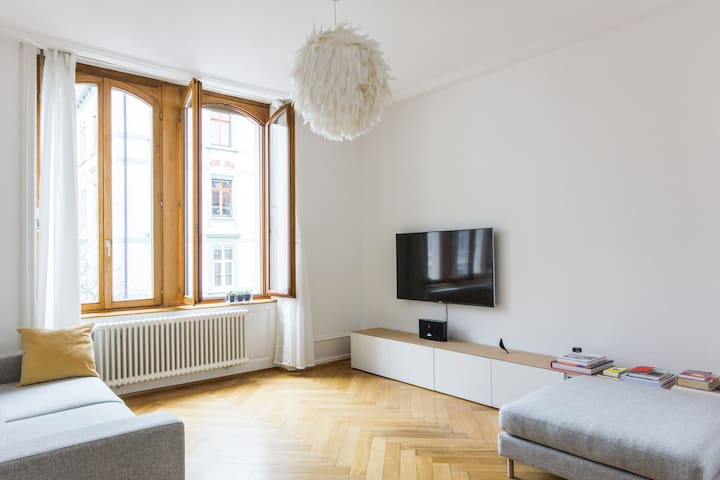 Minimal apartment for BaselWorld - Basel - Apartment
