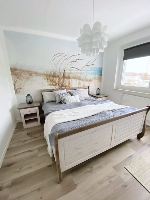 Nowoczesny apartament w Greifswald bis 4 Personen