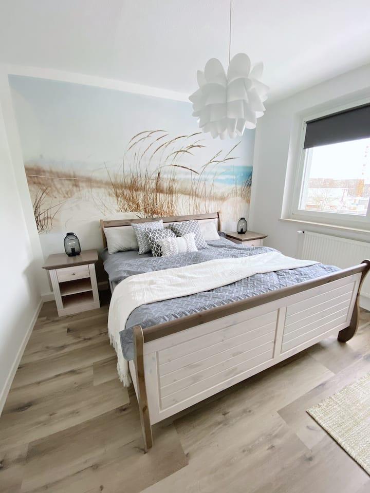 Modernes Apartment in Greifswald bis 4 Personen
