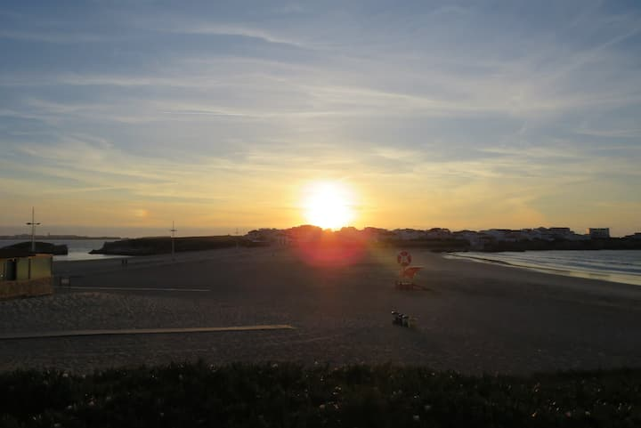 Oceanway appartment, Au coeur de Baleal!