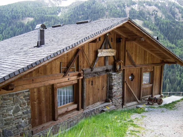 Chalet in Rabbi ID 184