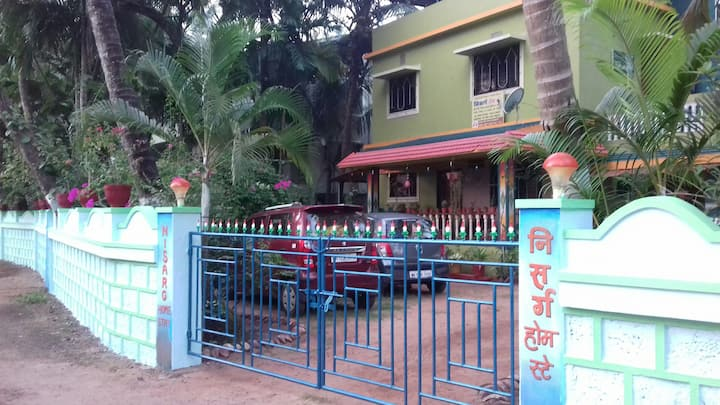 Nisarg Homestay Non Ac Non Attached