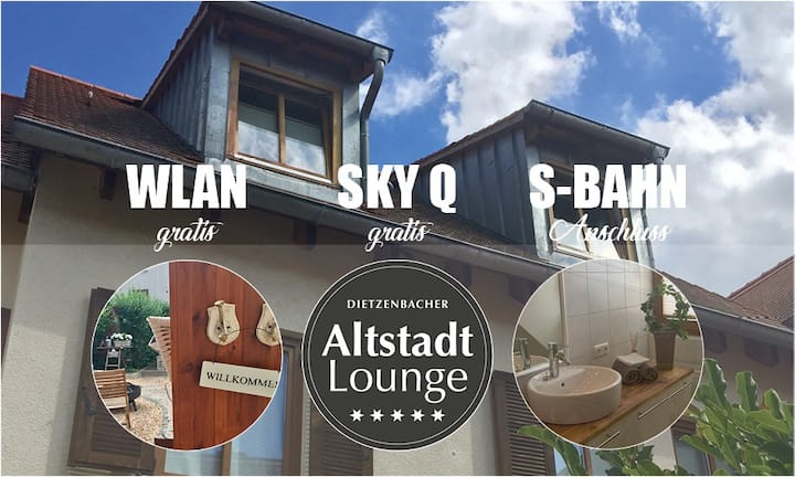 Living in the Altstadt Lounge